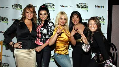 Imágenes de la épica reunión de las mujeres del regional mexicano hace 10 años