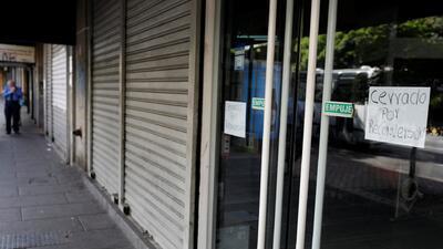Venezuela amanece con un paro convocado por la oposición tras medidas económicas de Maduro
