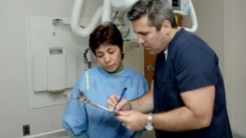 El cáncer del cuello uterino o de útero es aquel que se desarrolla en la...