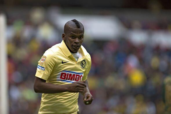 El jugador colombiano, naturalizado mexicano, que llegó como refuerzo de...