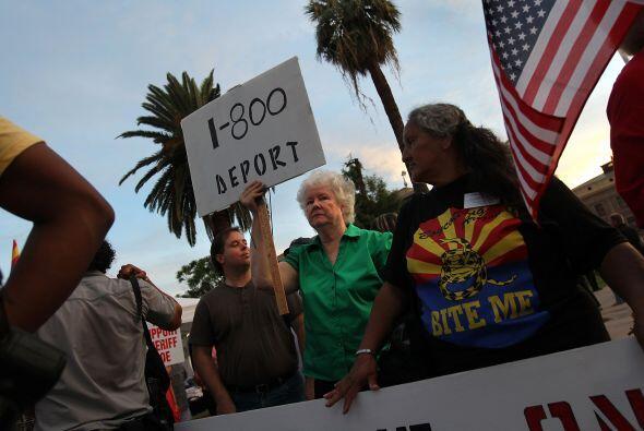 Otro tema que agita protestas en contra o a favor es el relacionado a in...