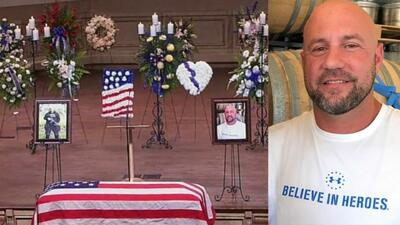 Con honores despiden al oficial de policía de Fort Worth que murió durante un operativo