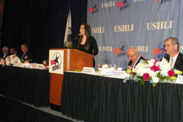 Univision Chicago participó en la conferencia anual del Instituto de Lid...