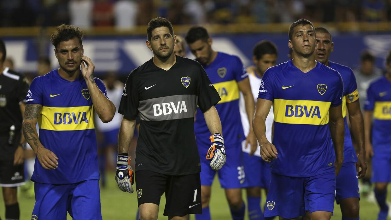 Boca Juniors perdió como local ante Tucumán