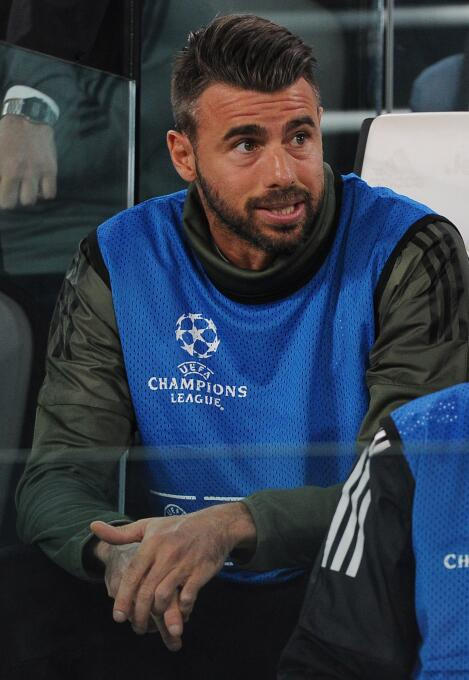 Defensa: Andrea Barzagli (Juventus F.C.)