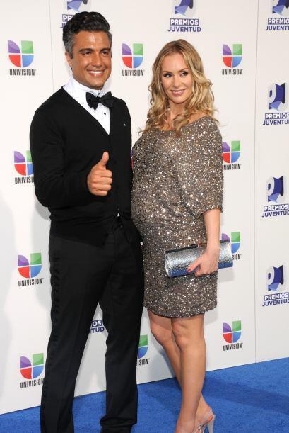 En febrero de este año, la pareja anunció que tendrían un segundo bebé q...