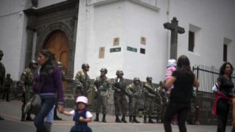 El golpe de Estado en Ecuador no ha terminado, de acuerdo al presidente...