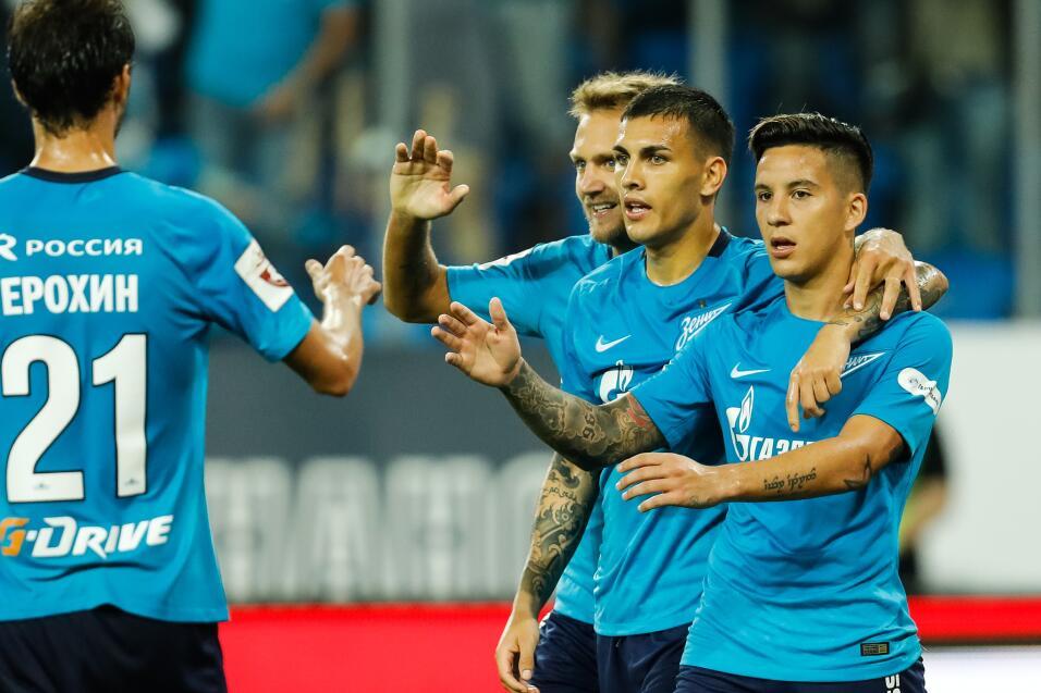 14. Zenit (Rusia): el poderoso equipo ruso tuvo un gasto de 85 millones...