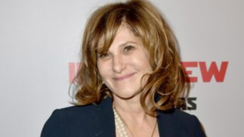 La copresidenta de Sony Pictures Entertainment (SPE), Amy Pascal, quien...