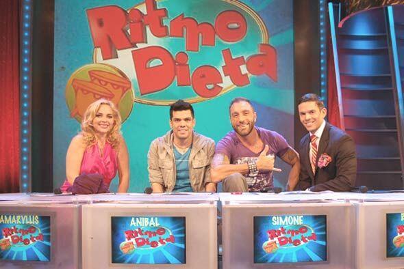 Ritmo Dieta es el concurso que busca que los gorditos bajen de peso bail...