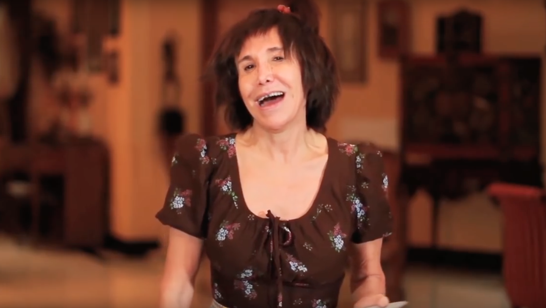 Florinda Meza ha vuelto a interpretar a la 'Chimoltrufia' para u...