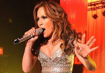 La intensidad de la admirada actriz y cantante de ascendencia puertorriq...