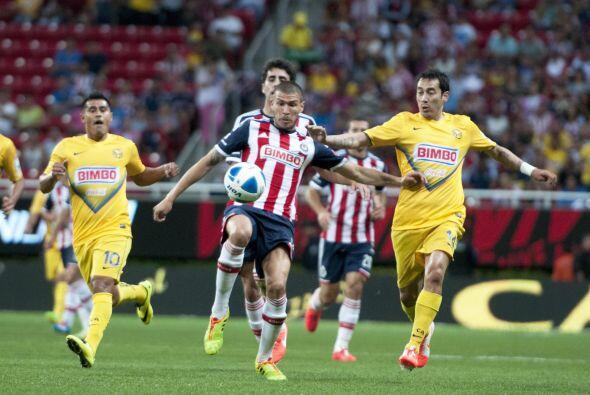 Jugó 83 minutos, no recibió ni una sola tarjeta, no anotó gol, pero sí t...