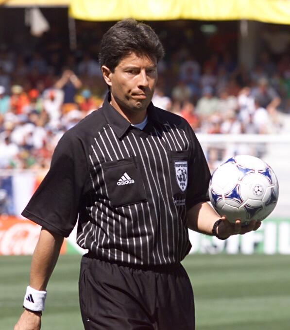 Si Raúl Rodrigo Lara no hubiera fallado en Francia 1998 GettyImages-5165...