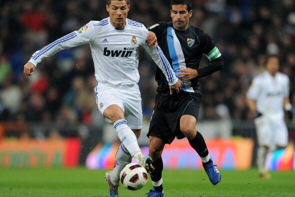 Pero hasta ahora poco hemos hablado de Cristiano Ronaldo.