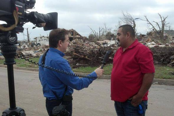 En Mayo, un tornado EF5 arrasó con más de 1,100 casas y dejó al menos 24...