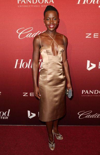 ¡La nueva chica 'fashion' de Hollywoodmuchas veces elige el satín para...