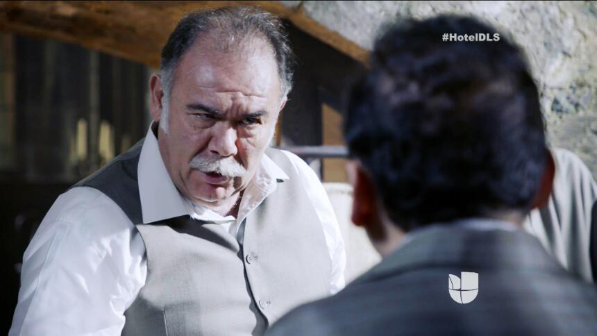 ¡Andrés se convirtió en víctima de los Alarcón!
