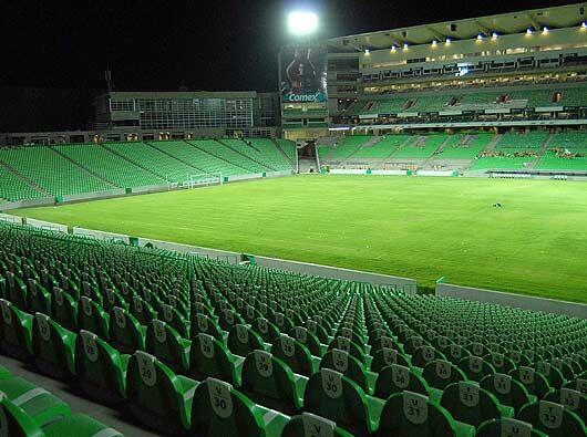 Este sistema de iluminación, será utilizado en los estadios de Sudáfrica...