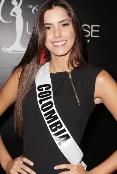Pero además de guapa, Paulina es muy carismática.