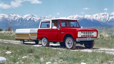 Historia visual de la Ford Bronco