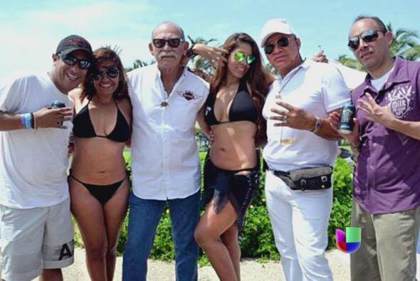 El antiguo capo de las drogas mexicano Francisco Rafael Arellano Félix,...