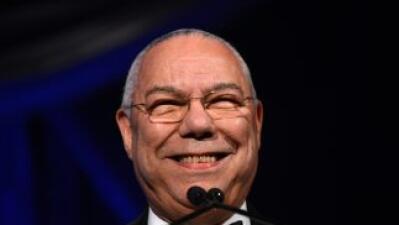 Colin Powell dijo estar de acuerdo con el presidente Obama en la cuestió...