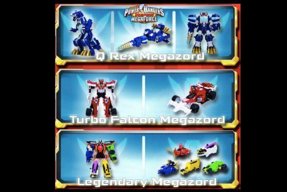 Los Power Rangers. Tras el lanzamiento su película Power Rangers Super M...