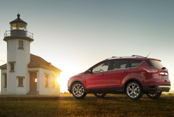 10- Ford Escape: Unidades vendidas: 25,770; Precio: $23,450 a $31,485;...