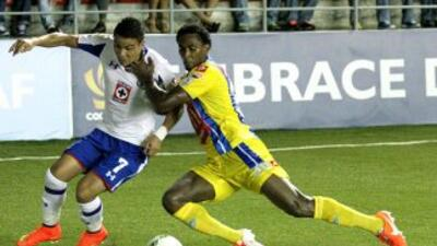 Cruz Azul ante Chorrillo en la CONCACAF.