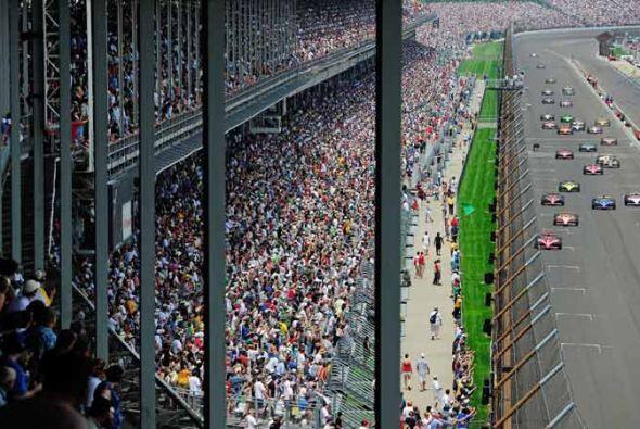 La carrera de los 100 años de la Indy 500 quedará como una de las más em...