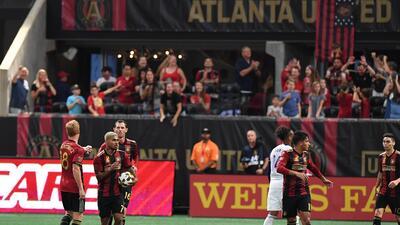 Tarde gloriosa para el venezolano Josef Martínez con Atlanta United usat...