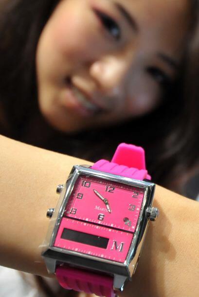 Los expertos de Martian Watches lograron crear un maravilloso reloj que...