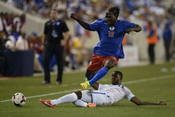 Sin embargo, al descanso el marcador era 1-0 a favor de Honduras.