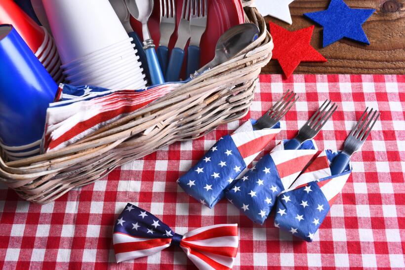 4 de julio ideas celebrar