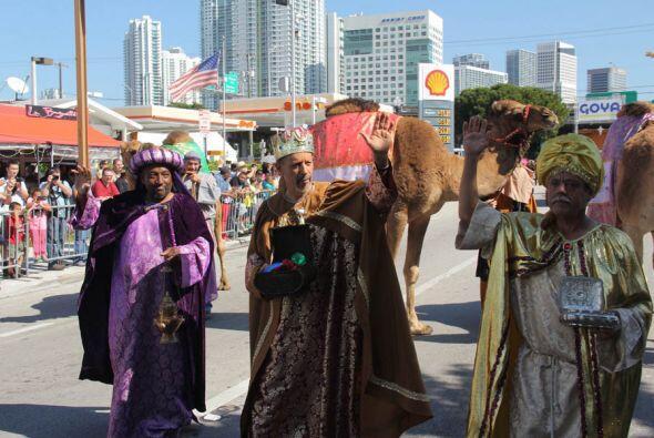 Vean todas las fotos de la celebración de La Parada de los Tres R...