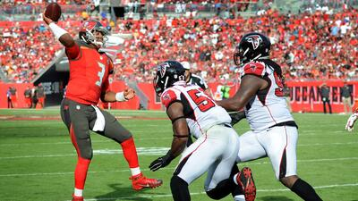 Buccaneers 23-19 Falcons: Winston lideró victoria de TB vs. ATL (video)