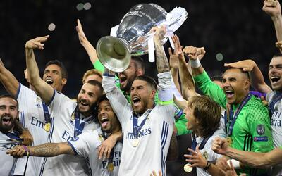 Ramos ha ganado tres Champions, pero en la primera el capitán era...