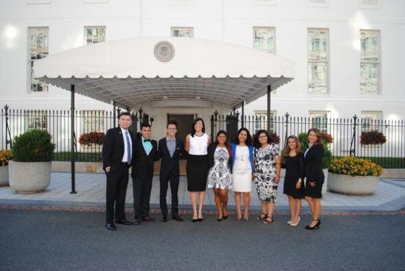 Recientemente la Casa Blanca honró a nueve maestros y maestras indocumen...