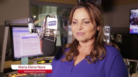 Maria Elena Nava recuerda a su amigo Juan Gabriel a un mes de su muerte