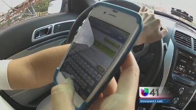 Concejo prohíbe uso de celulares al conducir