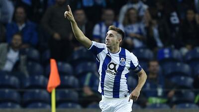Héctor Herrera, la pieza clave del Porto