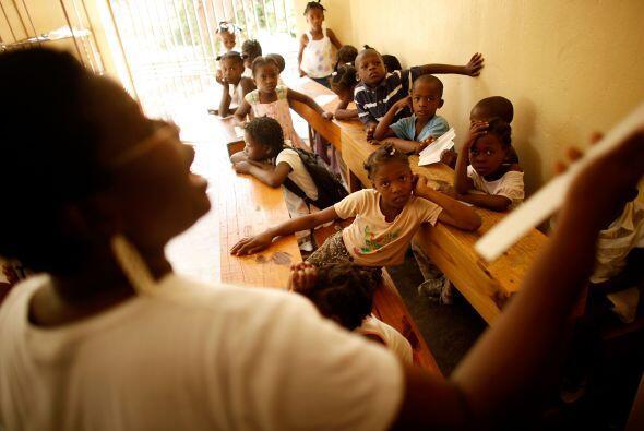 De los 150 mil infantes que requieren cuidado durante las horas de traba...