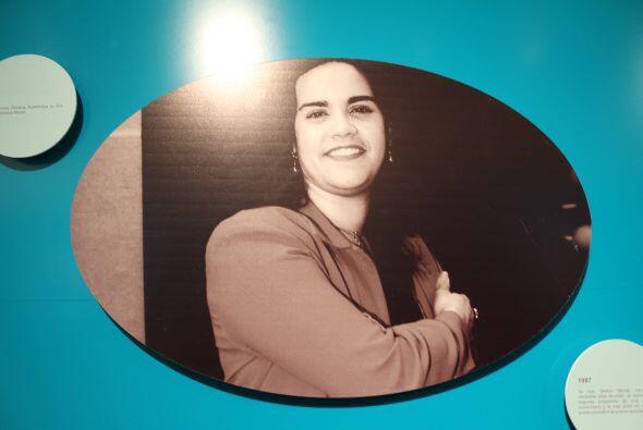 1997- Su hija, Gladys Nieves, con apenas veintisiete años de edad, se co...