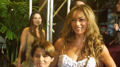 Ternurita: estos famosos eligieron a sus hijos para caminar la alfombra (y les robaron el show)