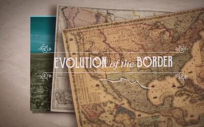 The evolution of the U.S.-Mexico border