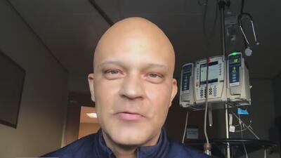 Luis Gómez anuncia que sus resultados de exámenes no muestran más cáncer tras las cirugías