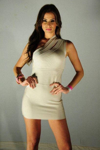 Viviana Ortíz fue Miss Puerto Rico USA y llega dispuesta a entrar al gru...