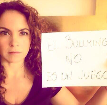 Ante los recientes casos de bullying los actores de telenovela se uniero...
