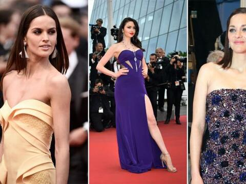 La 68 edición del festival de cine de Cannes llegó a su fi...